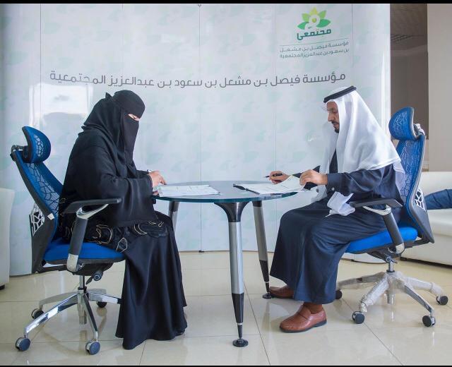 مجتمعي توقع عقد شراكة مع منيرة بنت حجاب لدعم إنشاء 10 آبار بالقصيم