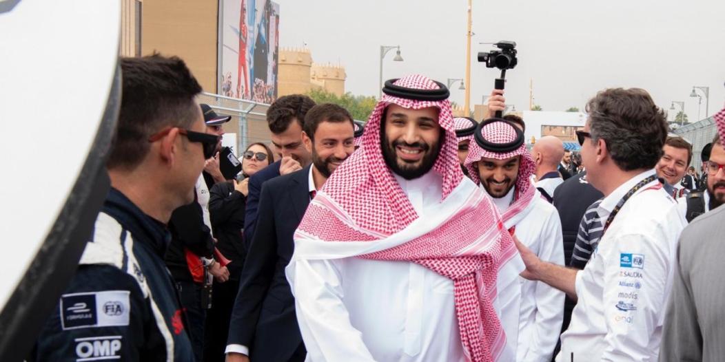 محمد بن سلمان.. كل سنة وأنت قدوة وفخر الشباب السعودي