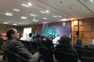 تكريم غدير الطيار في القاهرة بعد بحثها تأثير الإعلام في التنمية المستدامة - المواطن