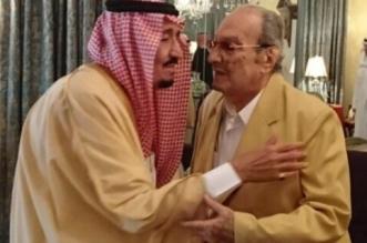 صور تحكي اهتمام الملك سلمان بأخيه الأمير طلال بن عبدالعزيز - المواطن