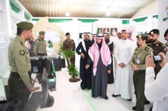 وكيل وزارة الداخلية للأحوال المدنية يزور معرض الجوازات في الجنادرية 33 - المواطن