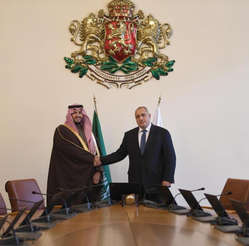 رئيس وزراء بلغاريا يستقبل الأمير تركي بن محمد ويبحث معه تعزيز العلاقات الثنائية - المواطن