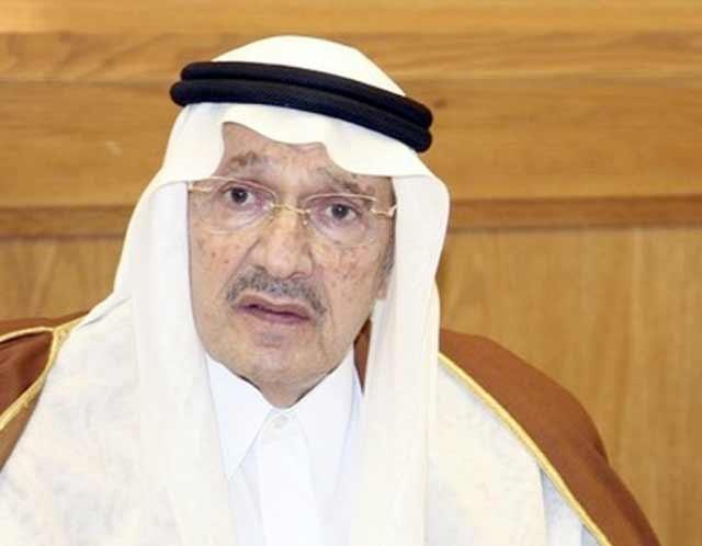 الأمير طلال بن عبدالعزيز في ذمة الله