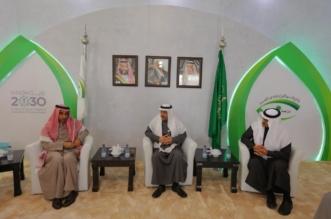 رئيس نزاهة يطلع على جناح الهيئة في الجنادرية 33 - المواطن