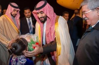 العلاقات السعودية الجزائرية.. أواصر الأخوة تزداد بزيارة ولي العهد التاريخية - المواطن