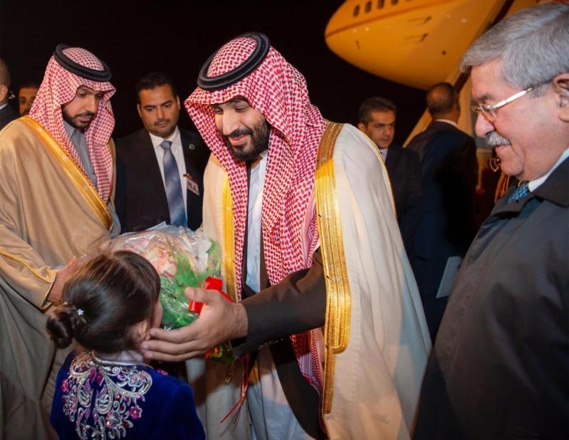 العلاقات السعودية الجزائرية.. أواصر الأخوة تزداد بزيارة ولي العهد التاريخية