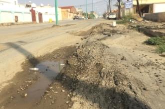 صور.. سفلتة عشوائية في شوارع حي الكدرة بمحافظة الدرب - المواطن