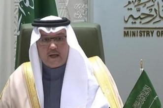 سفير المملكة بالقاهرة يكشف حقيقة إدلائه بتصريح صحفي حول الأحداث بالسودان - المواطن