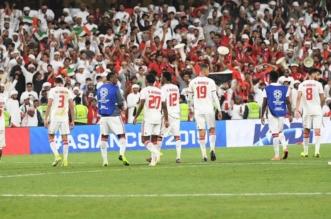 الجماهير سلاح الإمارات ضد منتخب قطر - المواطن