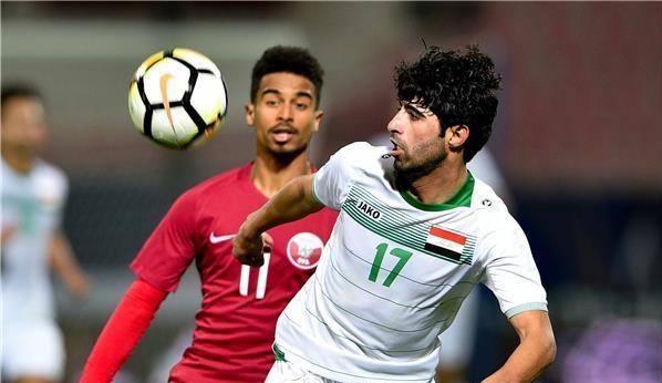 العراق وقطر .. التكافؤ شعار مباريات المنتخبين