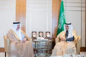 وزير الخارجية يبحث الموضوعات ذات الاهتمام المشترك مع الزياني والعثيمين - المواطن