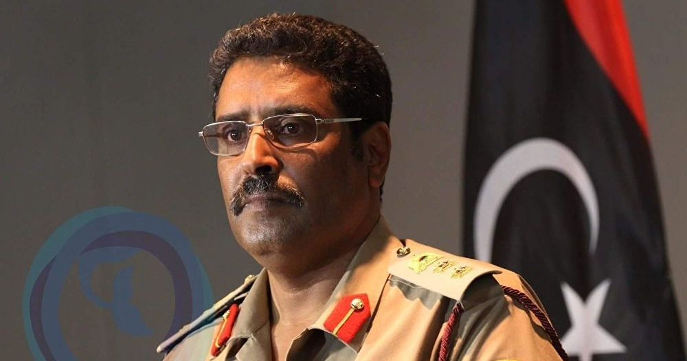 المسماري: ليبيا تخوض معركة مصيرية ضد الاستعمار التركي