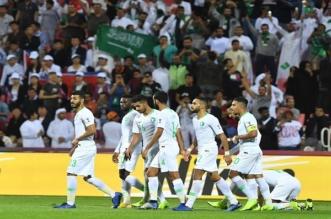 المنتخب السعودي الاول 19