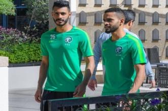 الأخضر يعاود تدريباته.. وبيتزي يمنح اللاعبين فترة حرة - المواطن