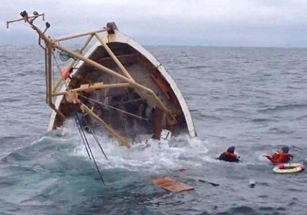 مقتل وفقدان 5 أشخاص في انقلاب قارب صيد قبالة سواحل كوريا