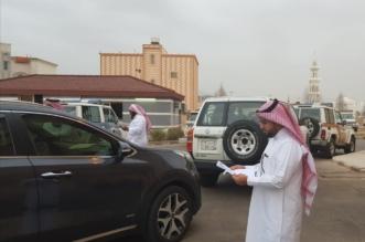 ضبط مخالفين يعملون لحسابهم الخاص في بدر - المواطن