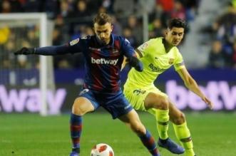 شاومي يُثير الجدل بعد مباراة برشلونة ضد ليفانتي - المواطن