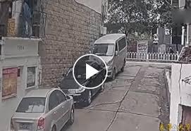 فيديو.. لقطات مفجعة للحظة انتحار فتاة ترتدي فستان زفافها - المواطن