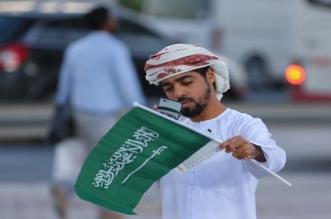 #معاك_يالأخضر .. بدء توافد جماهير مباراة #السعودية_كوريا - المواطن