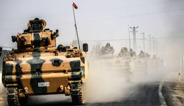 مفخخة تقتل 3 جنود أتراك شمال شرقي سوريا