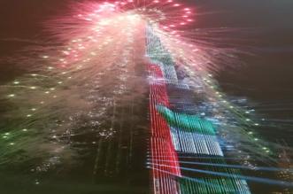 صور وفيديو.. رأس السنة في دبي تخطف أنظار العالم - المواطن