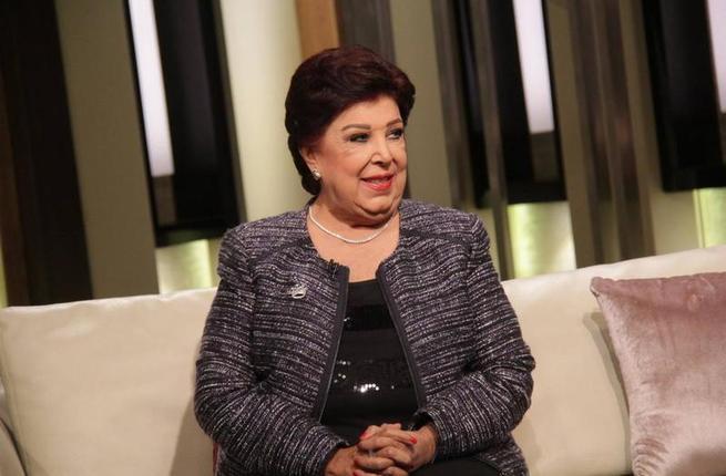 ابنة رجاء الجداوي : ماما تعبانة