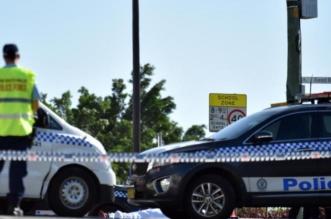 إصابات خطرة في حادث طعن بأستراليا والشرطة تقتل الجاني - المواطن
