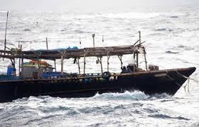إيران تحتجز صيادين مصريين