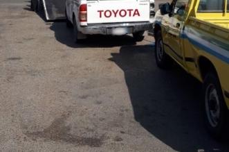 ضبط 13 بائعًا جائلًا يمارسون البيع العشوائي في الرياض 1