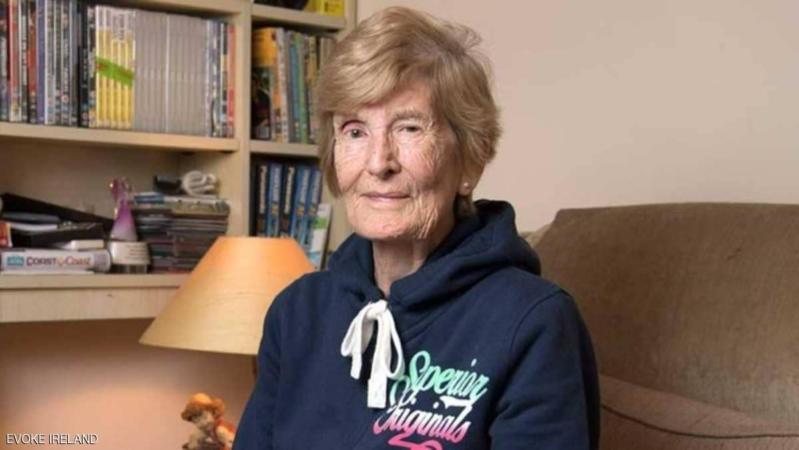 عثرت على أمها وعمرها 103 أعوام!