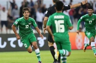 منتخب العراق 1