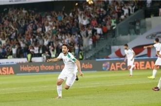 الغزارة التهديفية شعار #العراق في #كأس_آسيا - المواطن