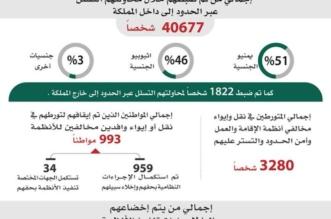 البيان الـ90 من وطن بلا مخالف: ضبط قرابة 2 مليون حتى الآن - المواطن