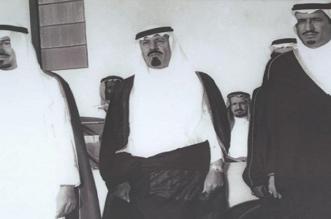 شاهد.. 3 ملوك للمملكة في صورة نادرة قبل 40 عامًا - المواطن