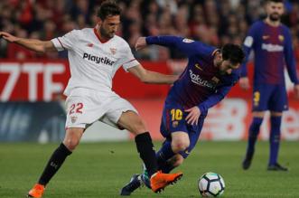 برشلونة ضد إشبيلية