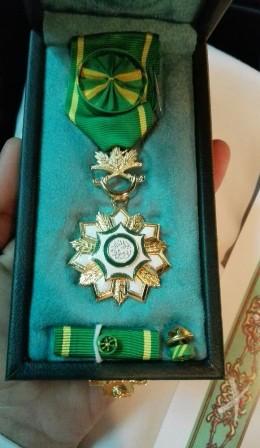 بالأسماء.. منح 245 متبرعاً ومتبرعةً وسام الملك عبدالعزيز من الدرجة الثالثة