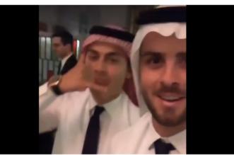فيديو .. ديبالا وبيانيتش يظهران بـ الزي السعودي - المواطن