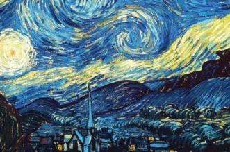 فيديو وصور.. عرض بانورامي للوحات فان جوخ في شتاء طنطورة - المواطن