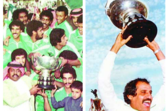 خليل الزياني مع المنتخب السعودي