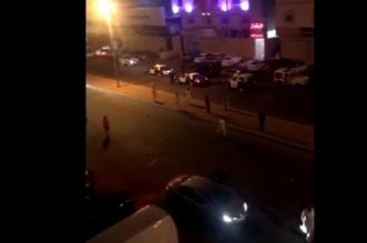 فيديو.. وفاة مواطن وإصابة آخرين في مضاربة الحمدانية بجدة - المواطن