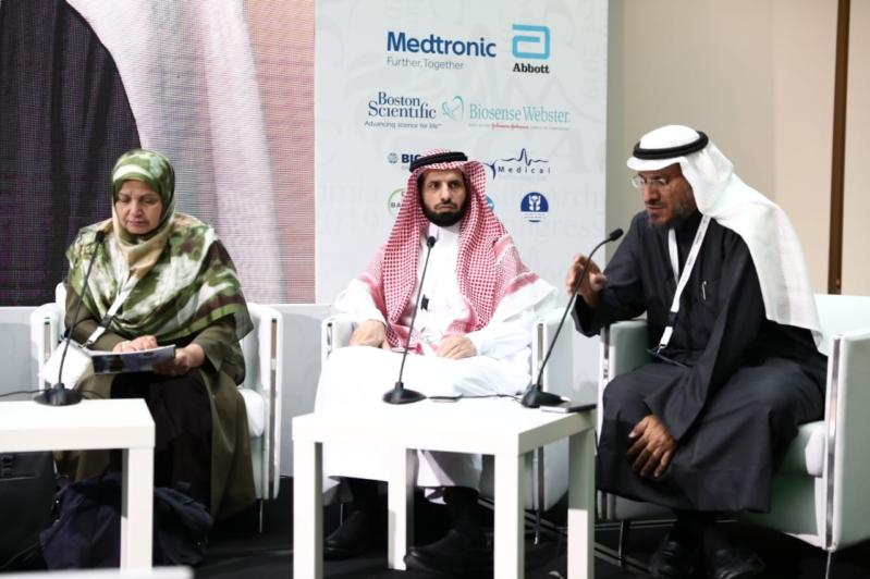 100 مختص يناقشون تقييم حالات الموت المفاجئ ومستجدات كهربية القلب في الرياض