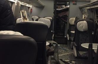 شاهد بالصور.. 6 قتلى بتصادم قطارين في الدنمارك - المواطن