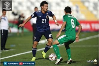كأس آسيا 2019 .. اليابان تفوز بشق الأنفس على تركمانستان بثلاثية - المواطن