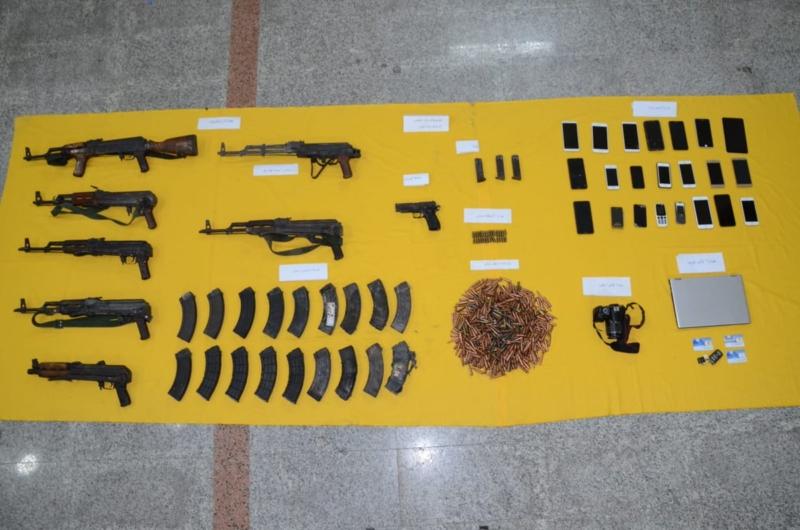 صور .. هذا ما عثر عليه رجال الأمن بحوزة خلية القطيف الإرهابية - المواطن