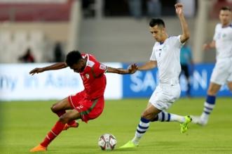 أوزبكستان ضد عمان .. الأحمر العماني يسقط في فخ الهزيمة بثنائية - المواطن