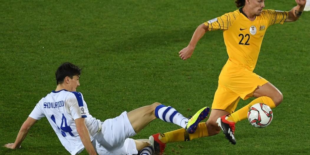 كأس آسيا 2019 .. أستراليا تعبر لدور الـ8 على حساب أوزبكستان