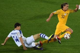 كأس آسيا 2019 .. أستراليا تعبر لدور الـ8 على حساب أوزبكستان - المواطن