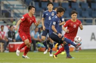 كأس آسيا 2019 .. اليابان أول المتأهلين لنصف النهائي بهدف في فيتنام - المواطن