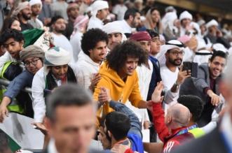 نجم #الهلال ساند الإمارات أمام أستراليا - المواطن
