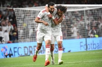 #الامارات_استراليا .. الأبيض الإماراتي يعبر لنصف نهائي كأس آسيا بهدف نظيف - المواطن